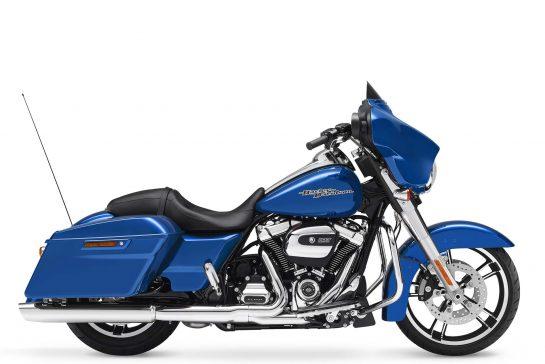 Harley-Davidson Touring Neufahrzeug kaufen bei Thunderbike