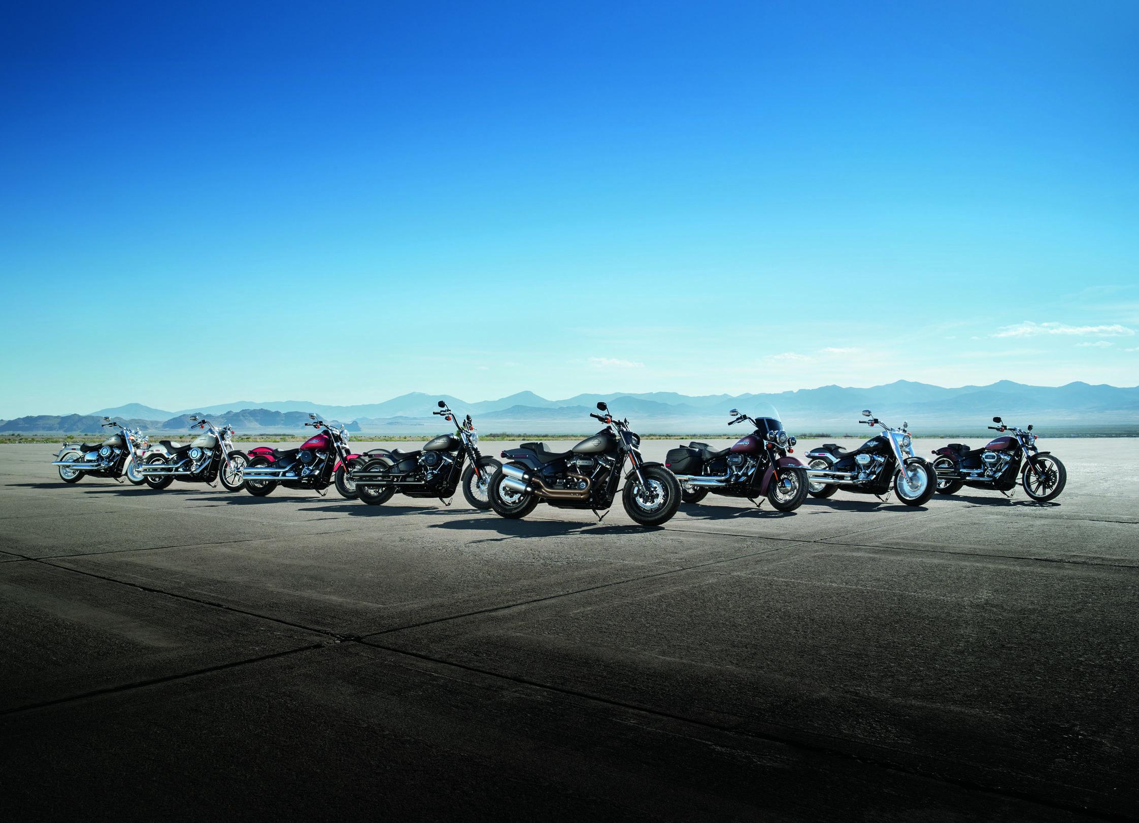 Harley-Davidson Neufahrzeuge kaufen bei Thunderbike