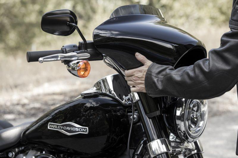 harley davidson sport glide neufahrzeug kaufen bei thunderbike. Black Bedroom Furniture Sets. Home Design Ideas