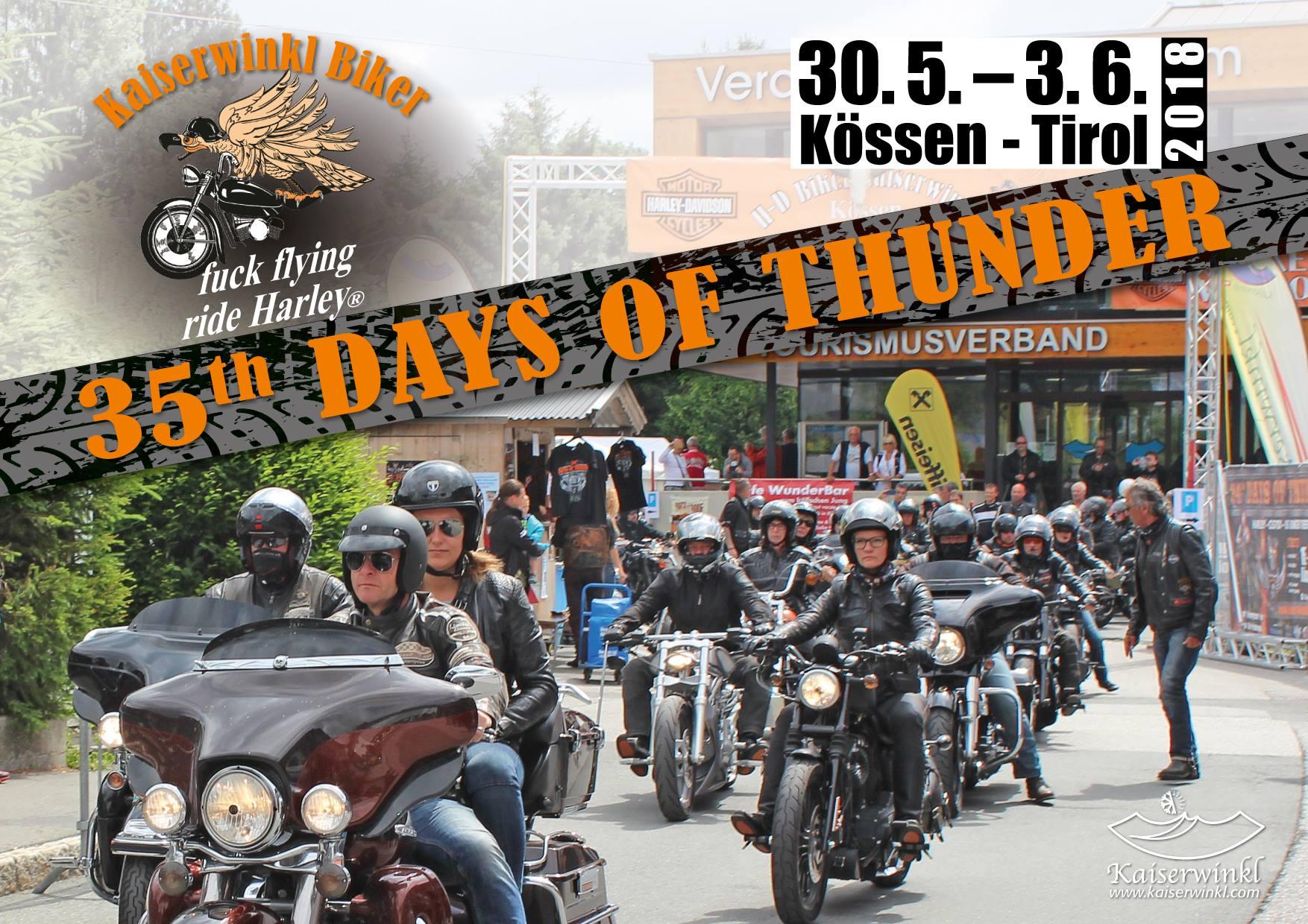31. Harley Treffen in Kssen - Kitzbhel - zarell.com