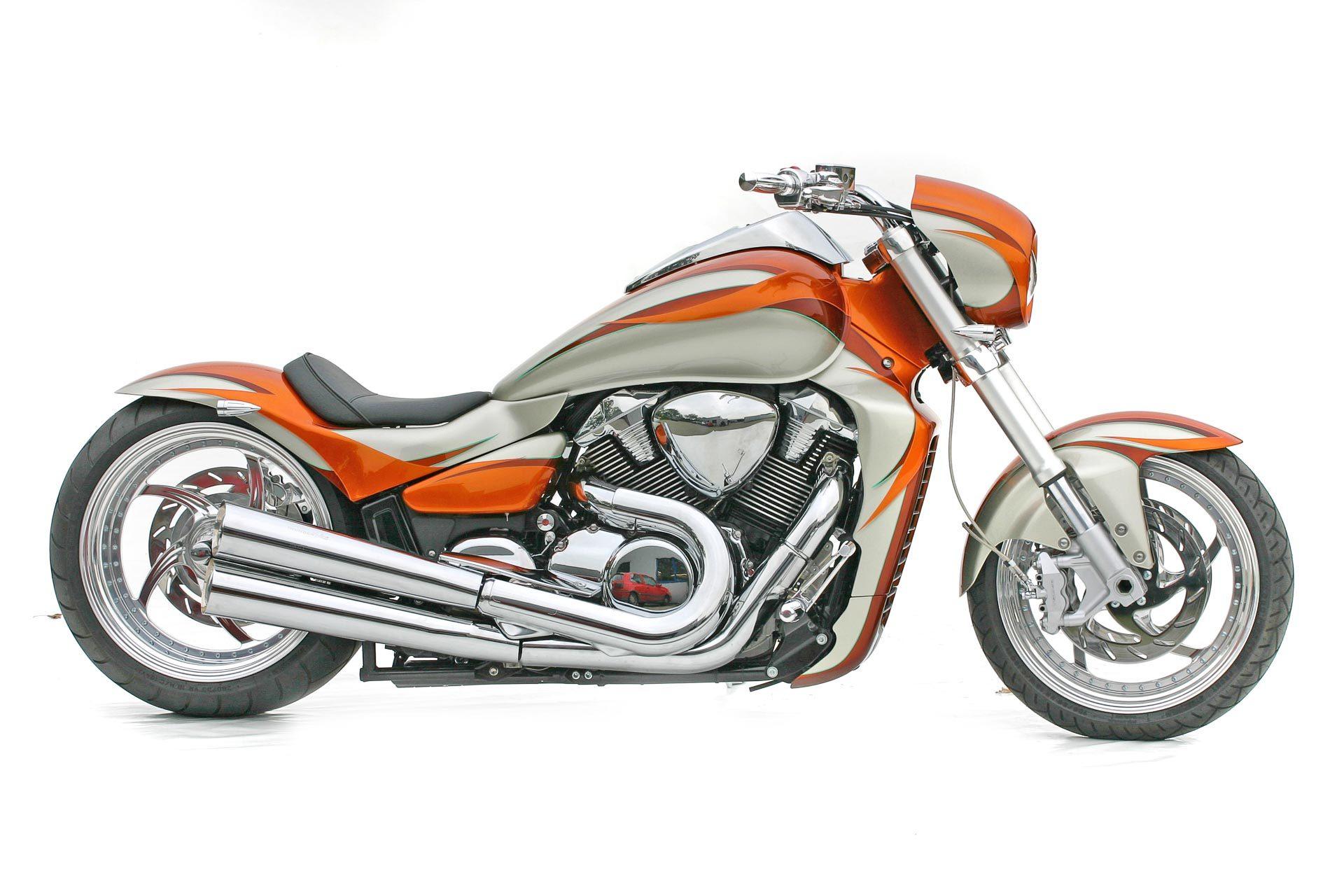 Thunderbike Milano • Suzuki M1800 Custom Umbau