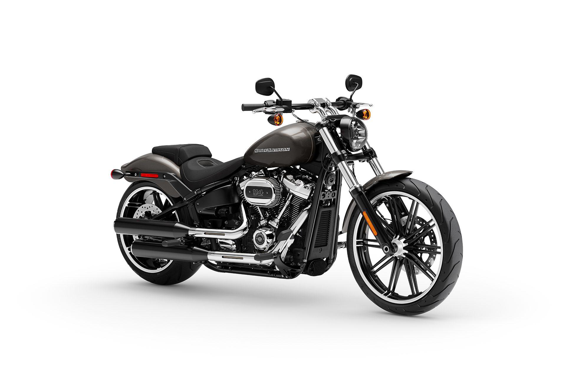 Harley-Davidson Breakout FXBR/S 2019 Neufahrzeug kaufen bei Thunderbike