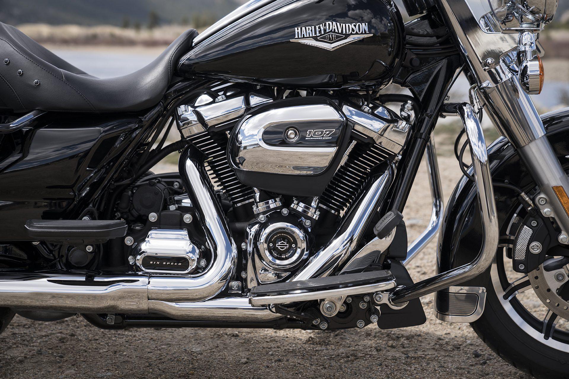 Harley-Davidson Road King FLHR 2020 Neufahrzeug kaufen bei ...
