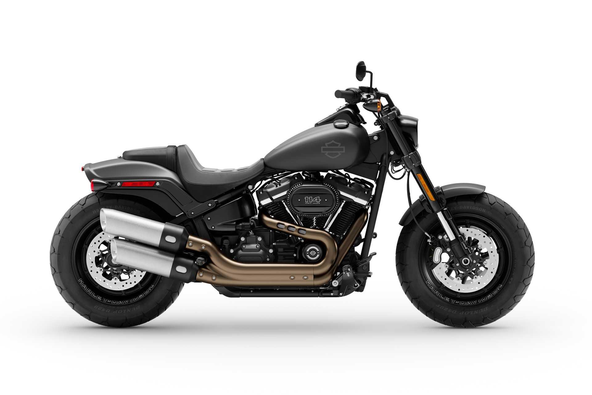 Harley-Davidson Fat Bob 2020 Neufahrzeug kaufen bei ...