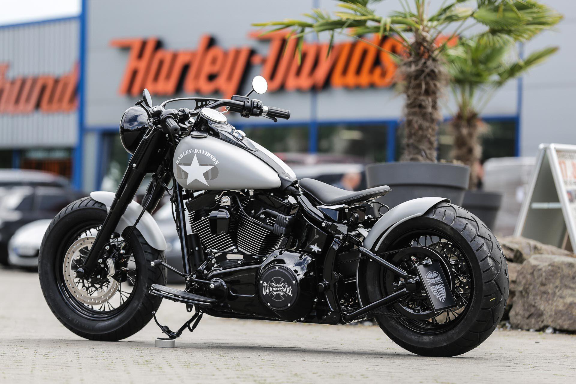Davidson Motorbike