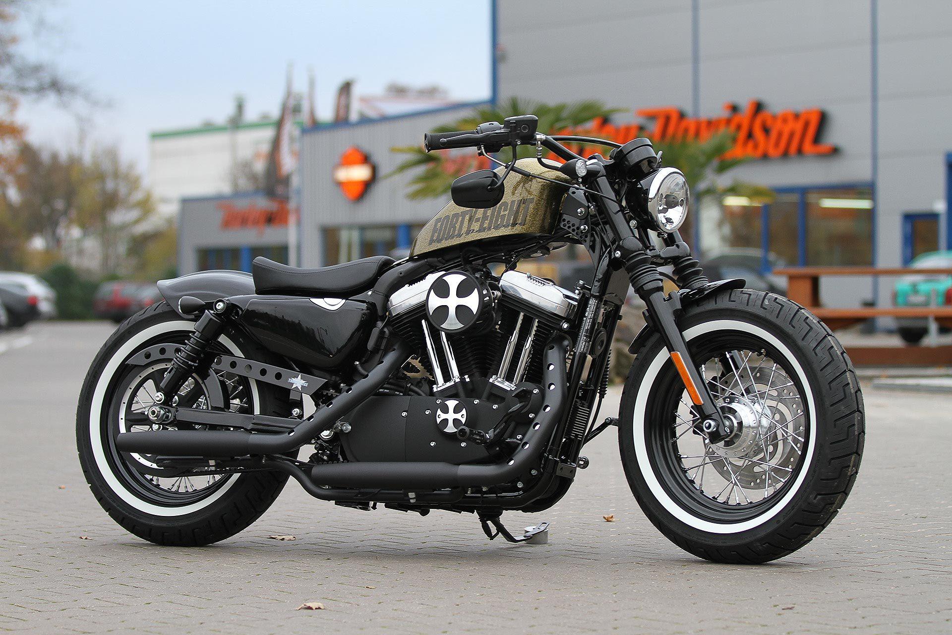 Thunderbike Bobber • Custombike & Harley-Davidson Gallery