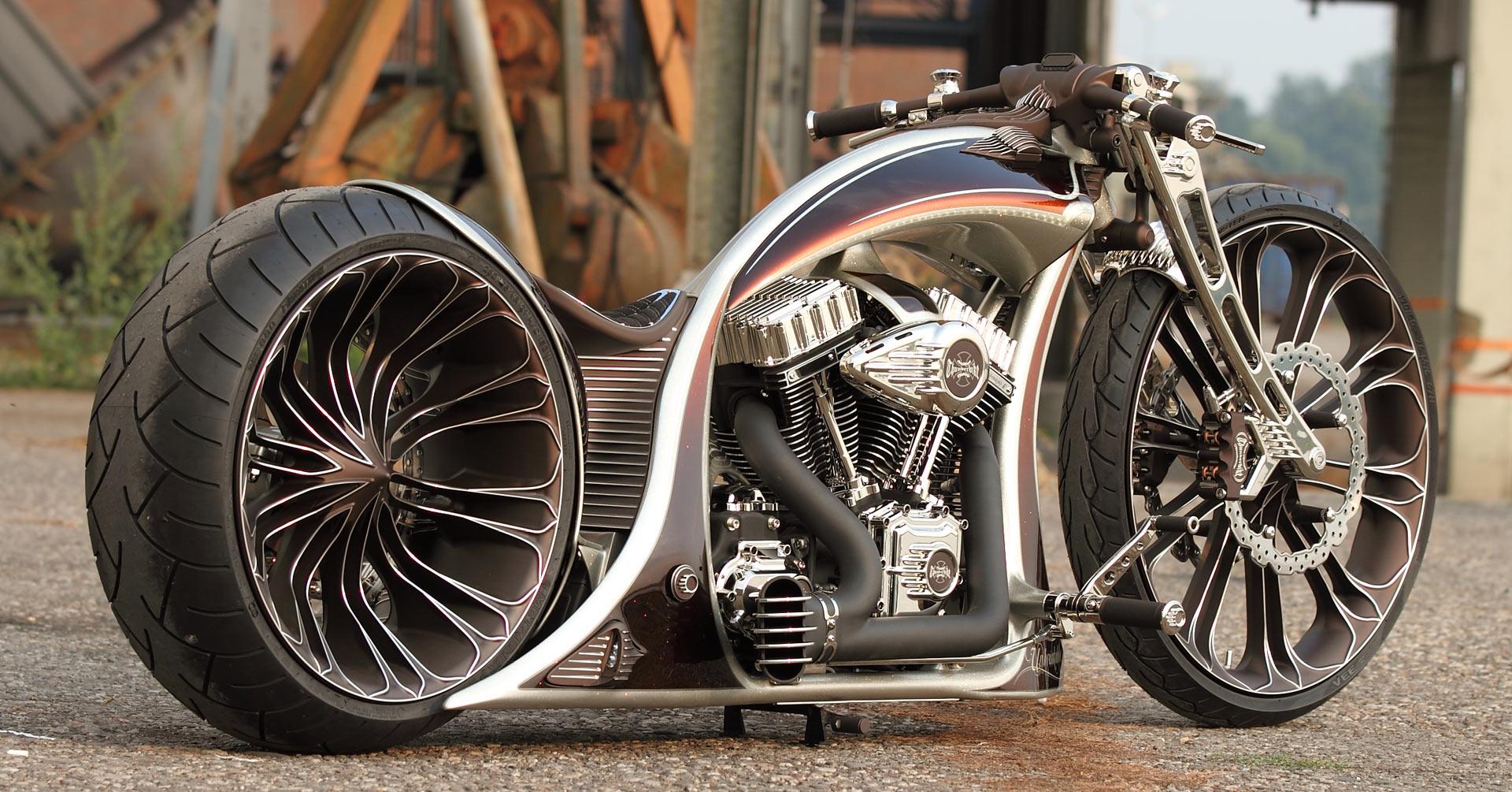 thunderbike custombikes mit custom rahmen komplett aufbauten. Black Bedroom Furniture Sets. Home Design Ideas