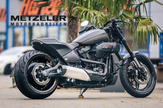 Fat Bike For Sale >> Harley-Davidson FXDR Custom Umbauten • Thunderbike