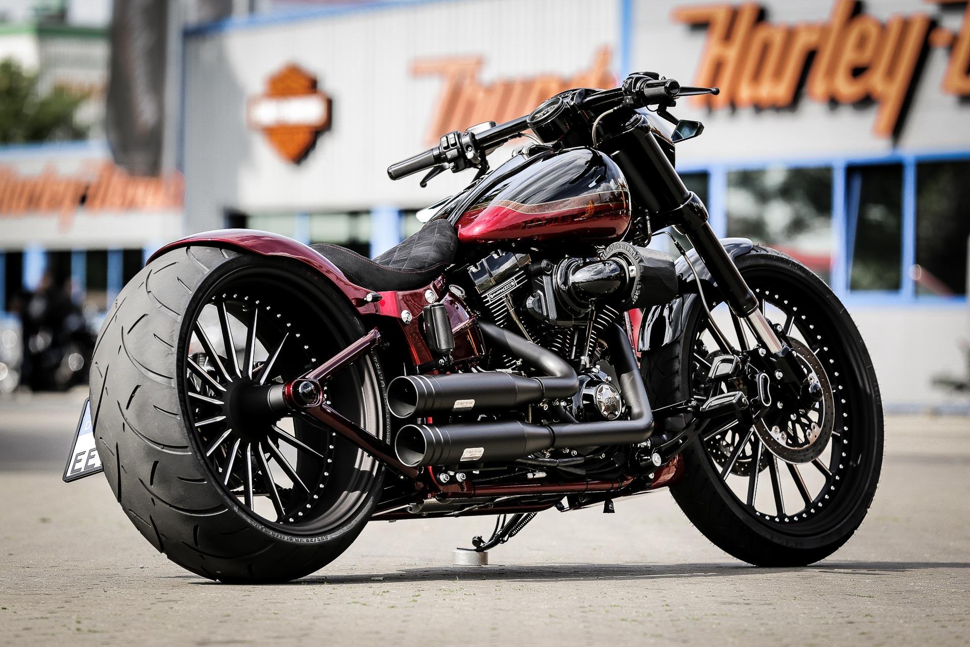 Thunderbike Nobleout  U2022 H